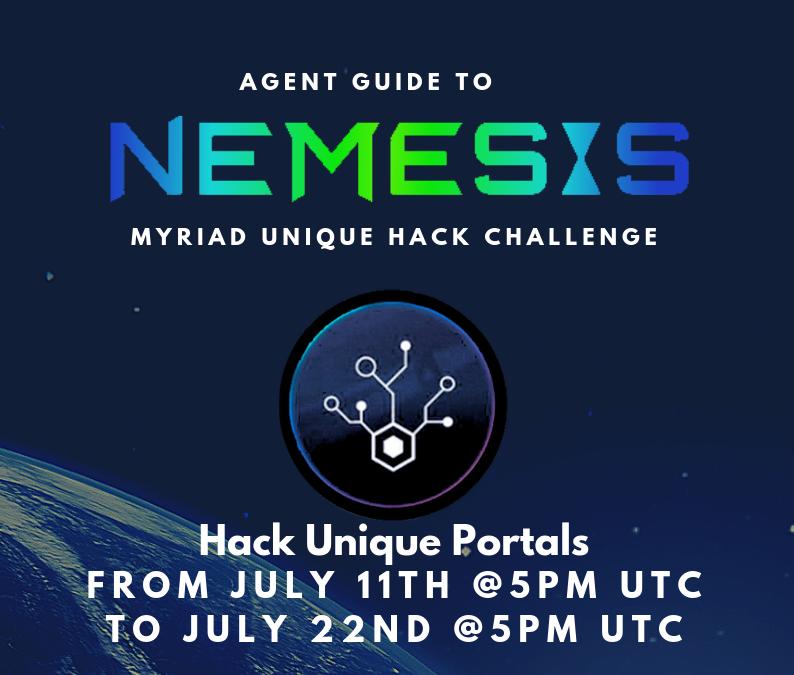 7 Days of Year 7 Memories – Day 4: Myriad Hack Challenge