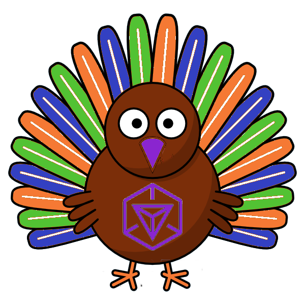 Thanksgiving: Ingress Style