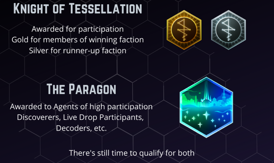 New Badges Coming for the Tesellation