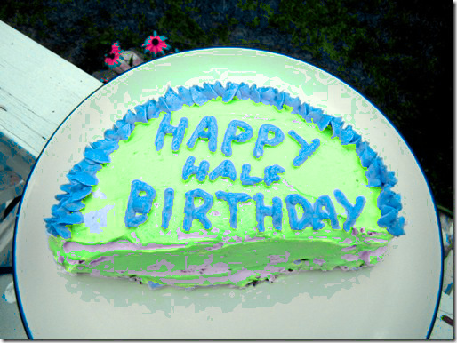 Happy Half-Birthday NotNiantic
