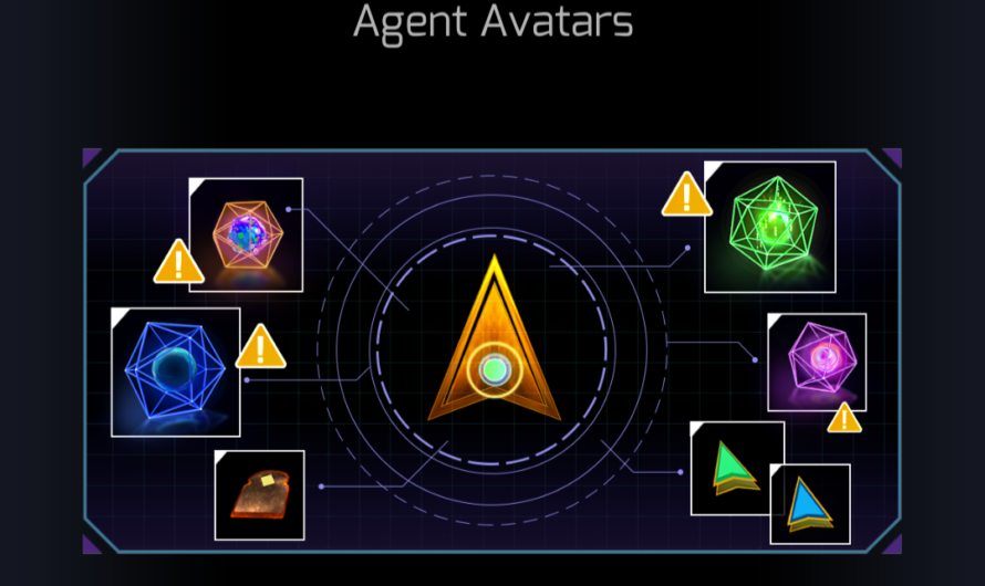 Core-Shell Avatars Now Out