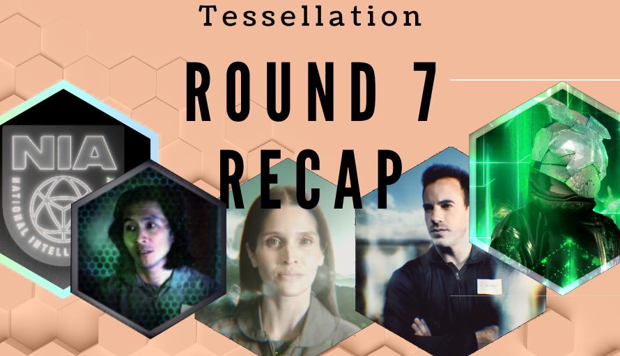 Tessellation Round 7 Recap